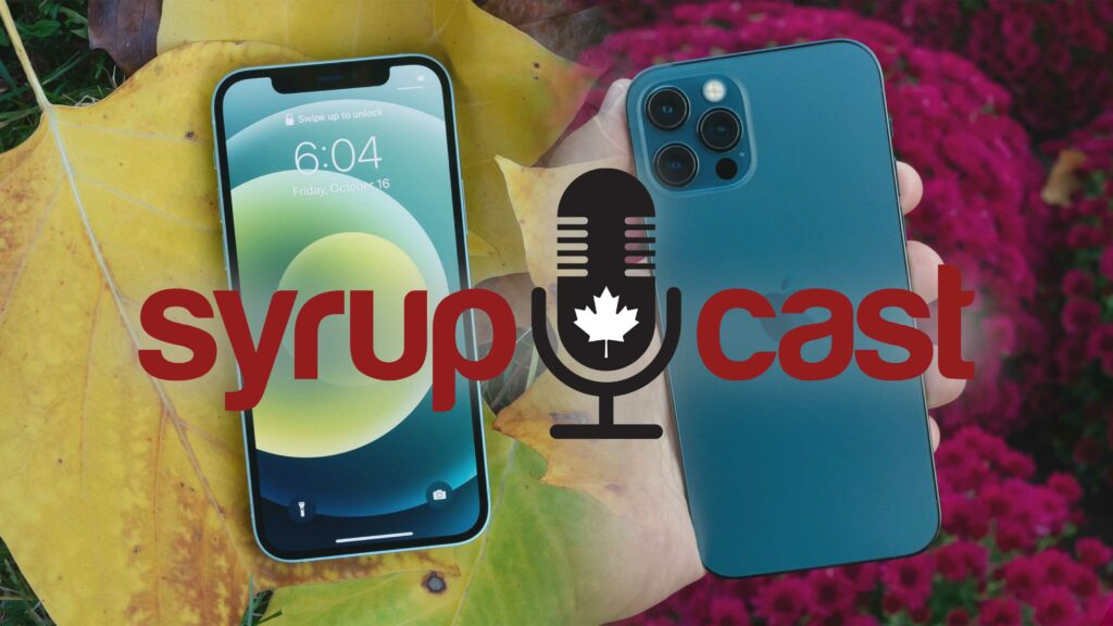 SyrupCast 226: Apple's iPhone 12 series and the iPad Air