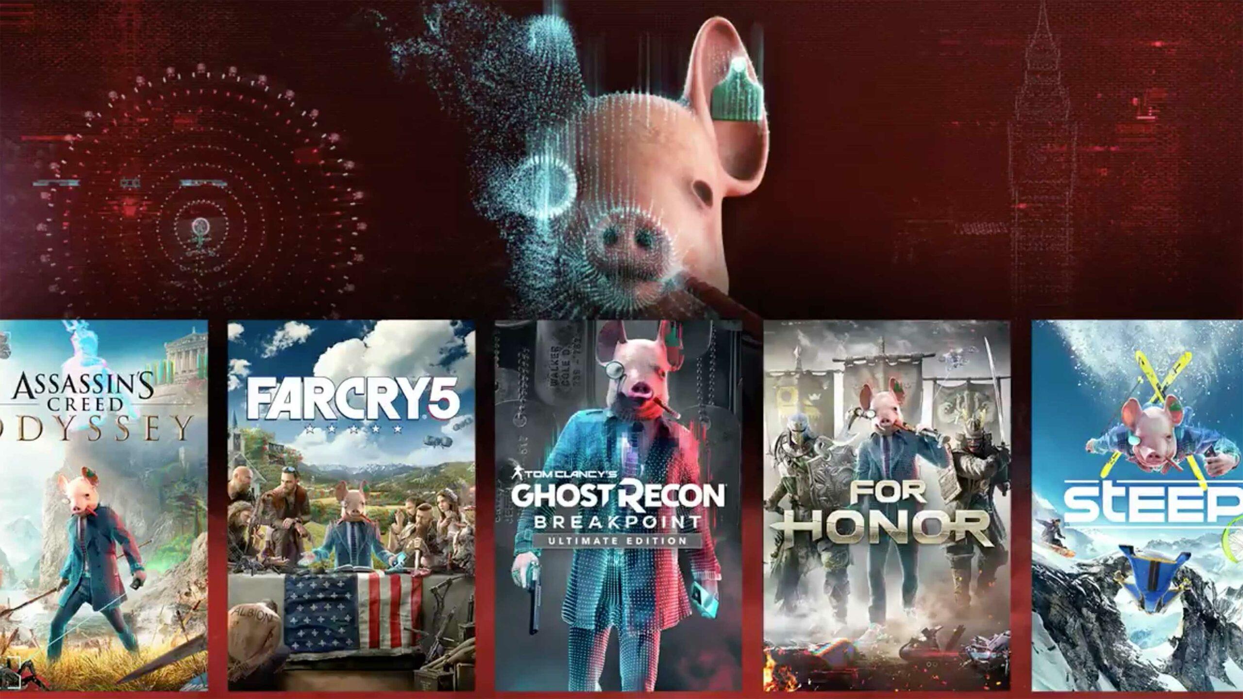 Watch Dogs: Legion Hack Sale Xbox