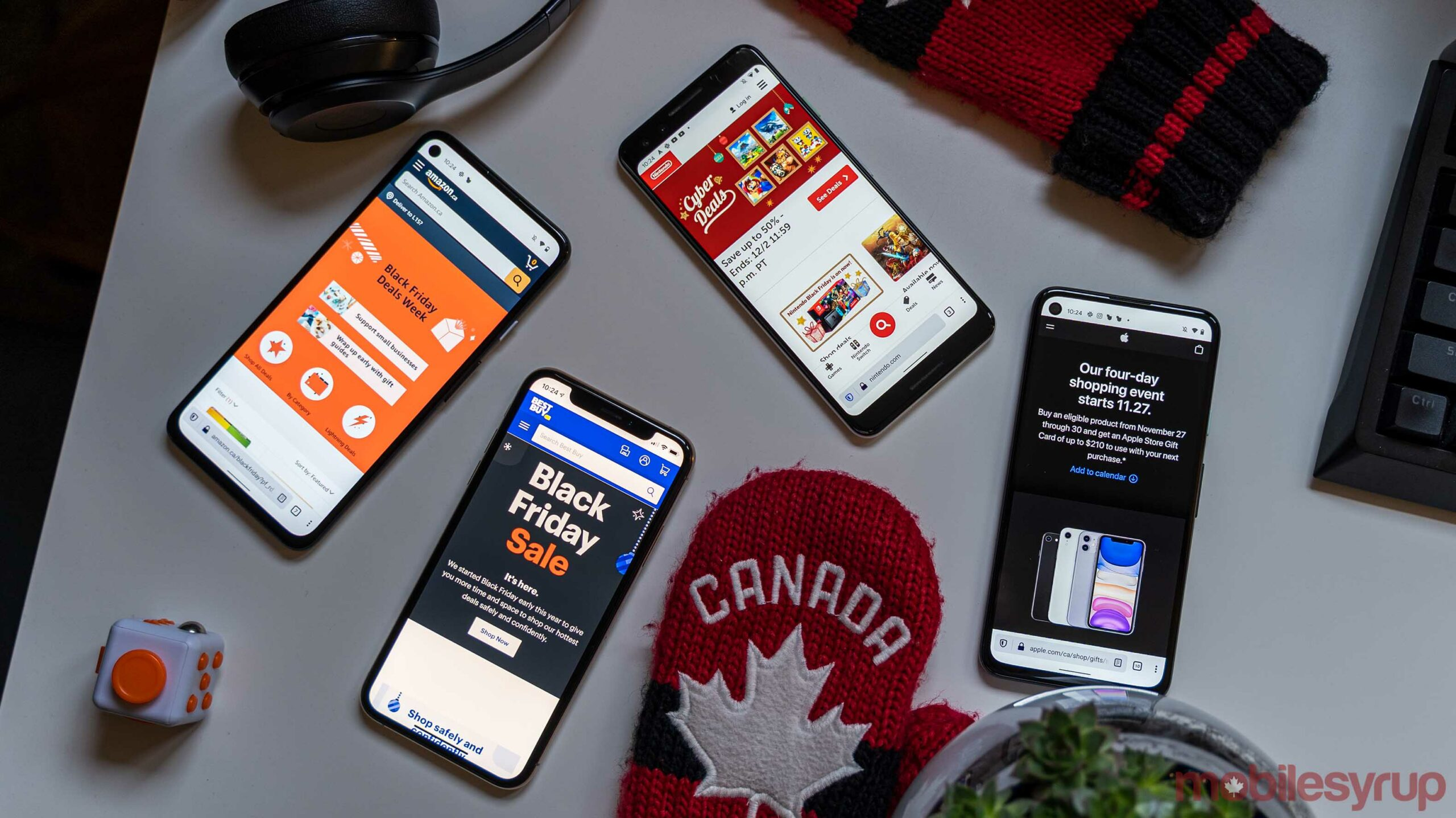 Here S A Roundup Of Major Canadian 2020 Black Friday Tech Deals