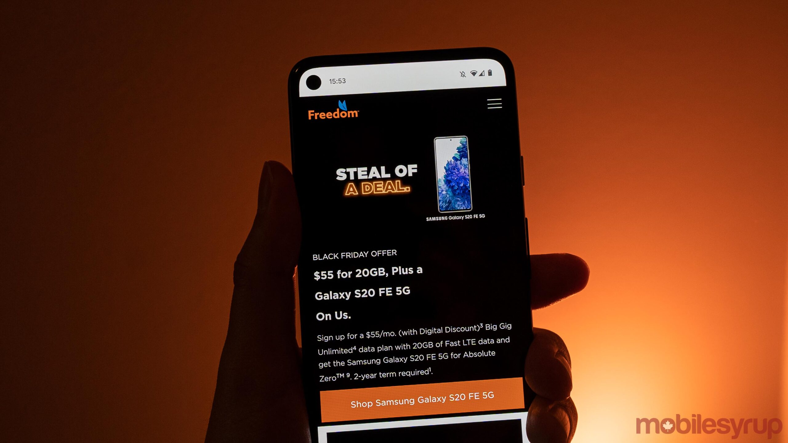 Freedom Mobile S Black Friday Deals Include Phone Discounts And Up To 10gb Bonus Data
