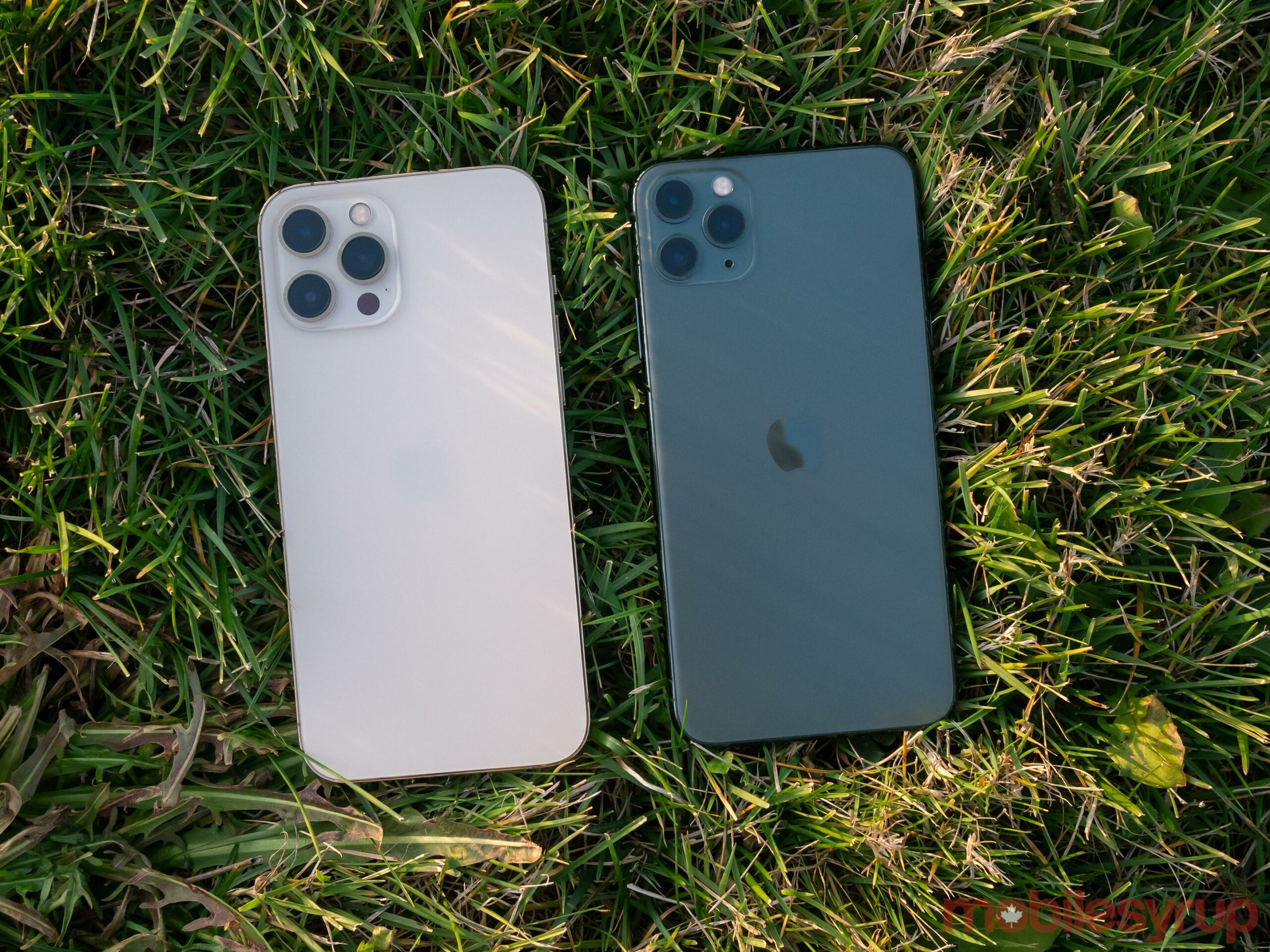 iPhone 12 Pro Max vs the iPhone 11 Pro Max