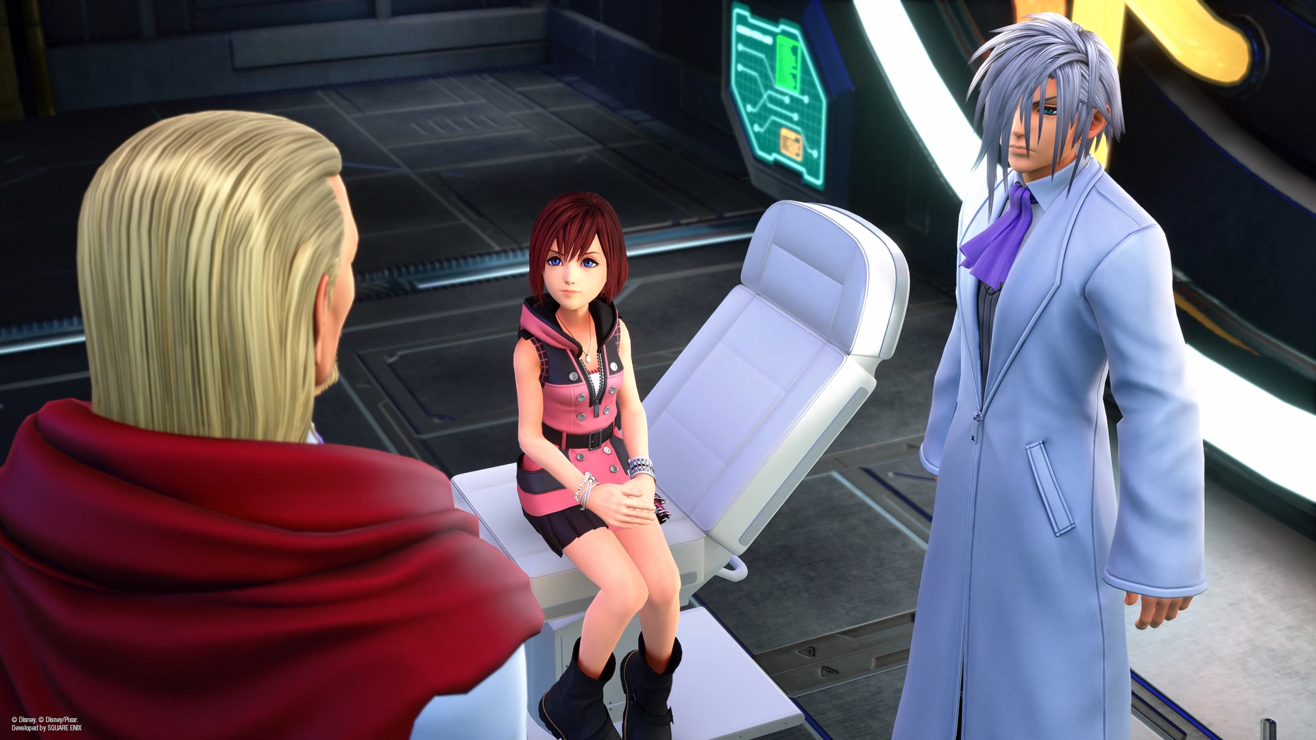 Kingdom Hearts Melody of Memory Kairi
