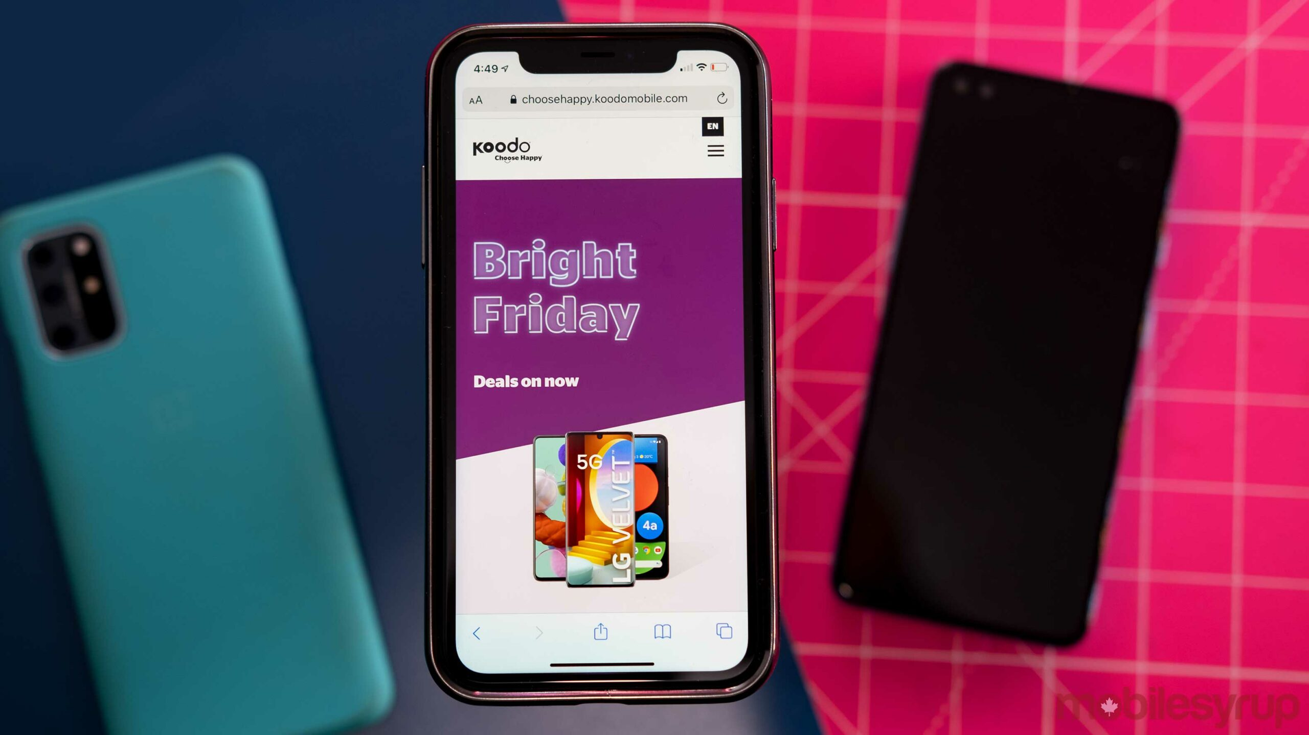 Koodo S Bright Friday Deals Include Smartphone Discounts And More