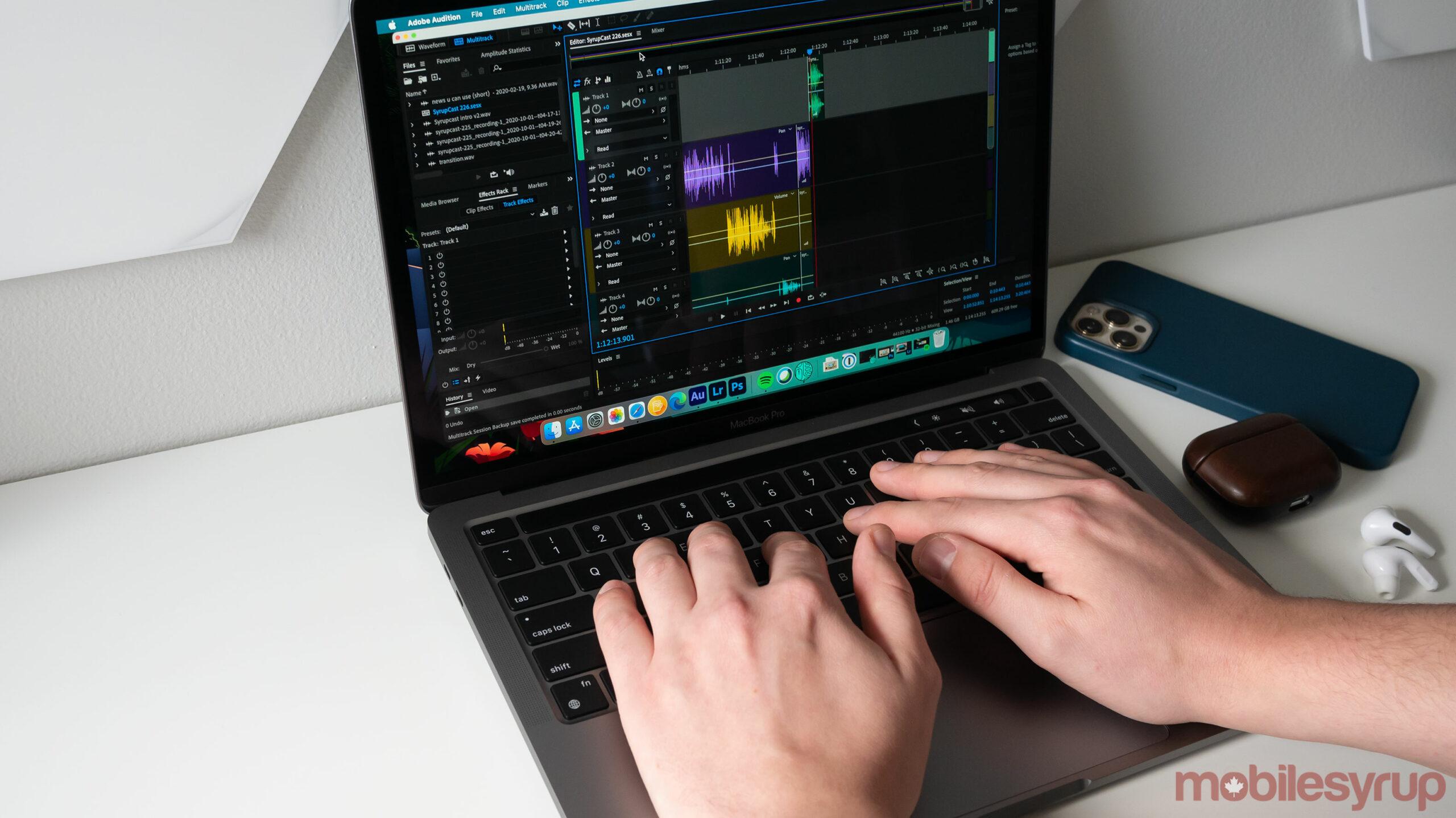 MacBook Pro with M1
