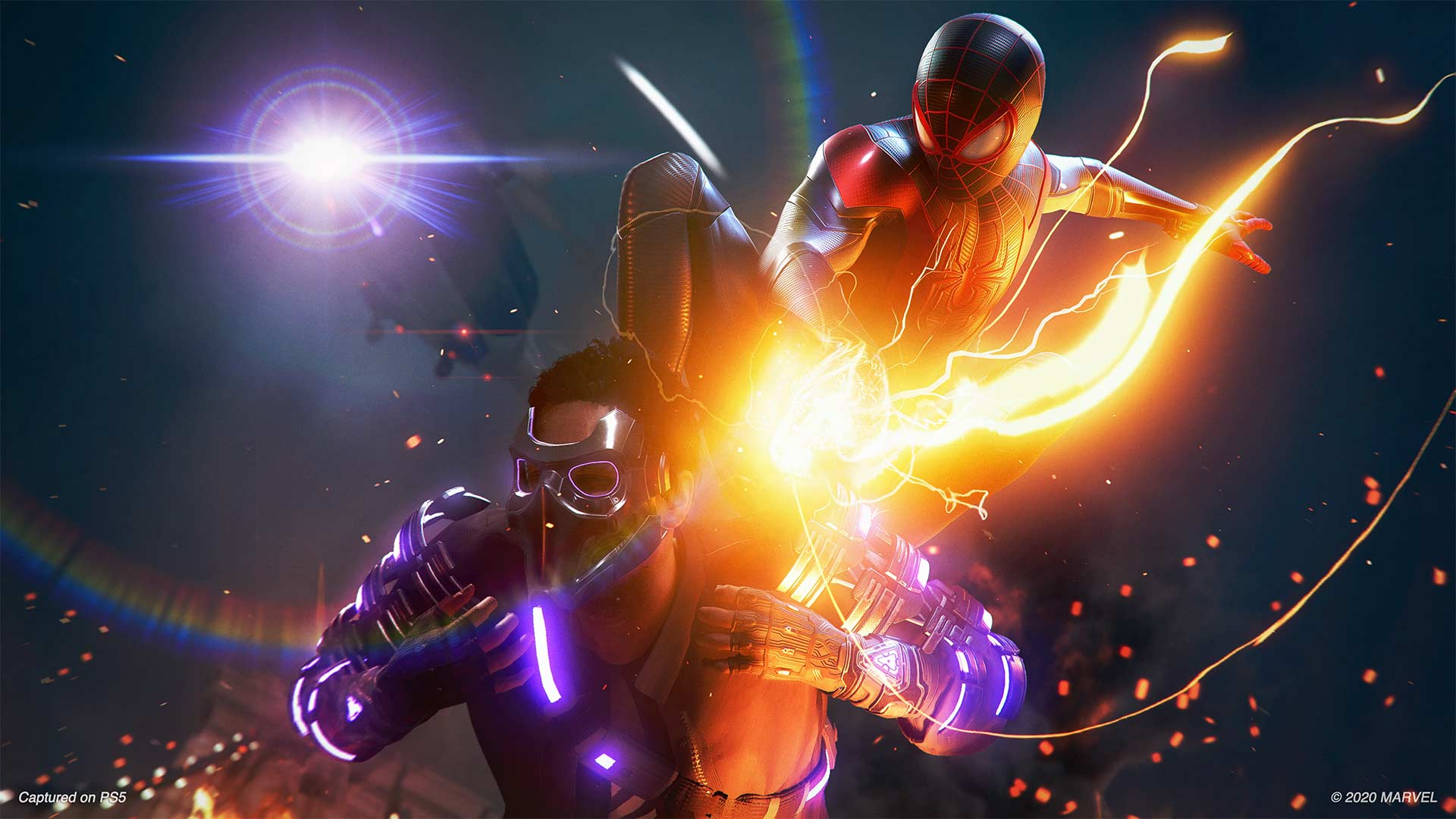 Marvel's Spider-Man: Miles Morales Venom power