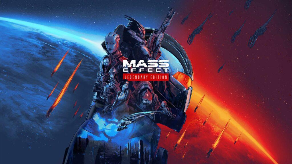 BioWare unveils 'Mass Effect: Legendary Edition' trilogy ...