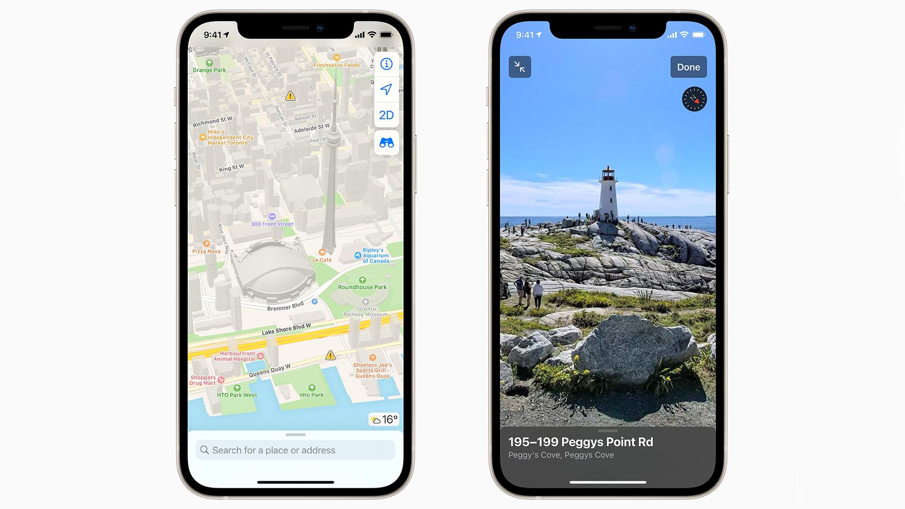 Apple Maps updat e