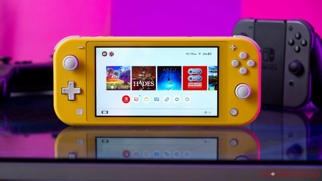 Latest Switch update makes it way easier to transfer screenshots to your smartphone