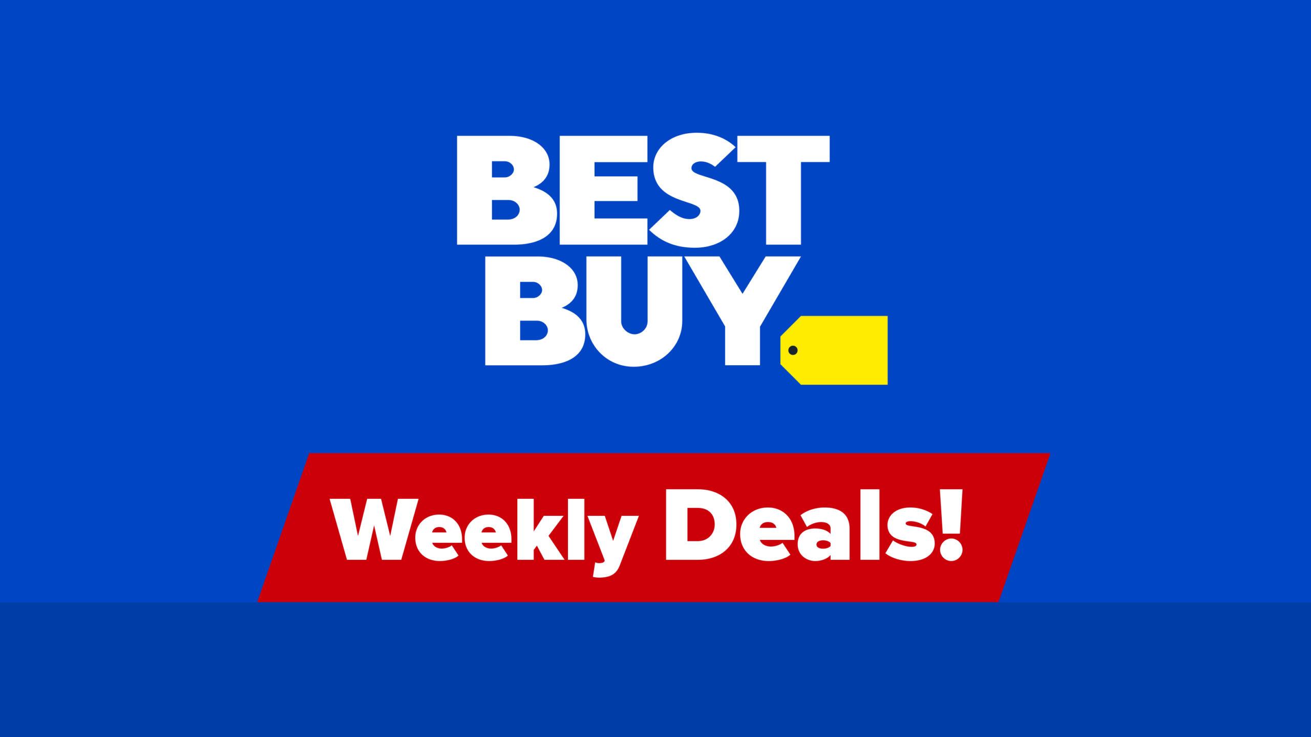 best buy weekly deals