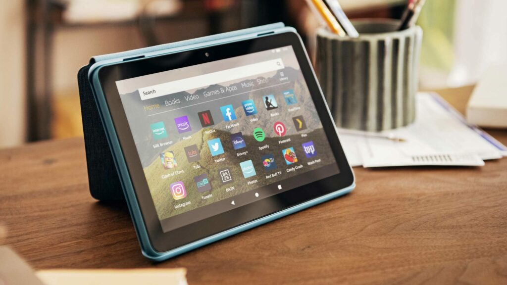 Amazon Fire 8 Tablet