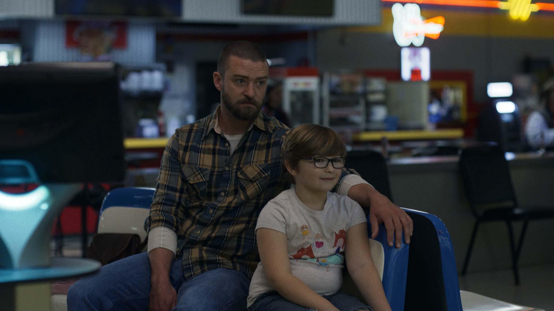 Palmer Justin Timberlake