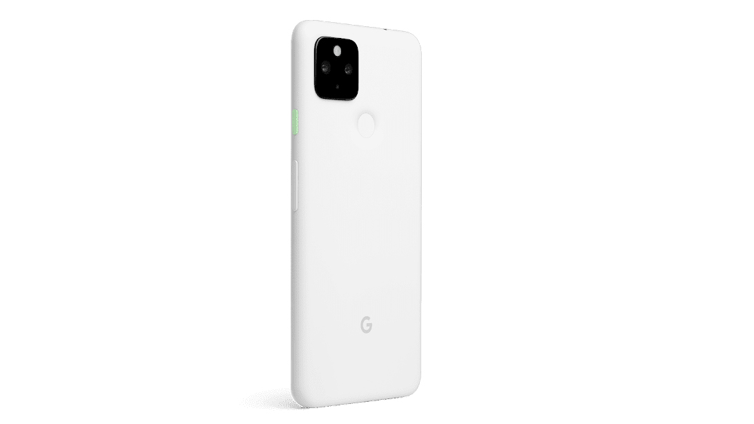 Pixel 4a 5G 'Clearly White'