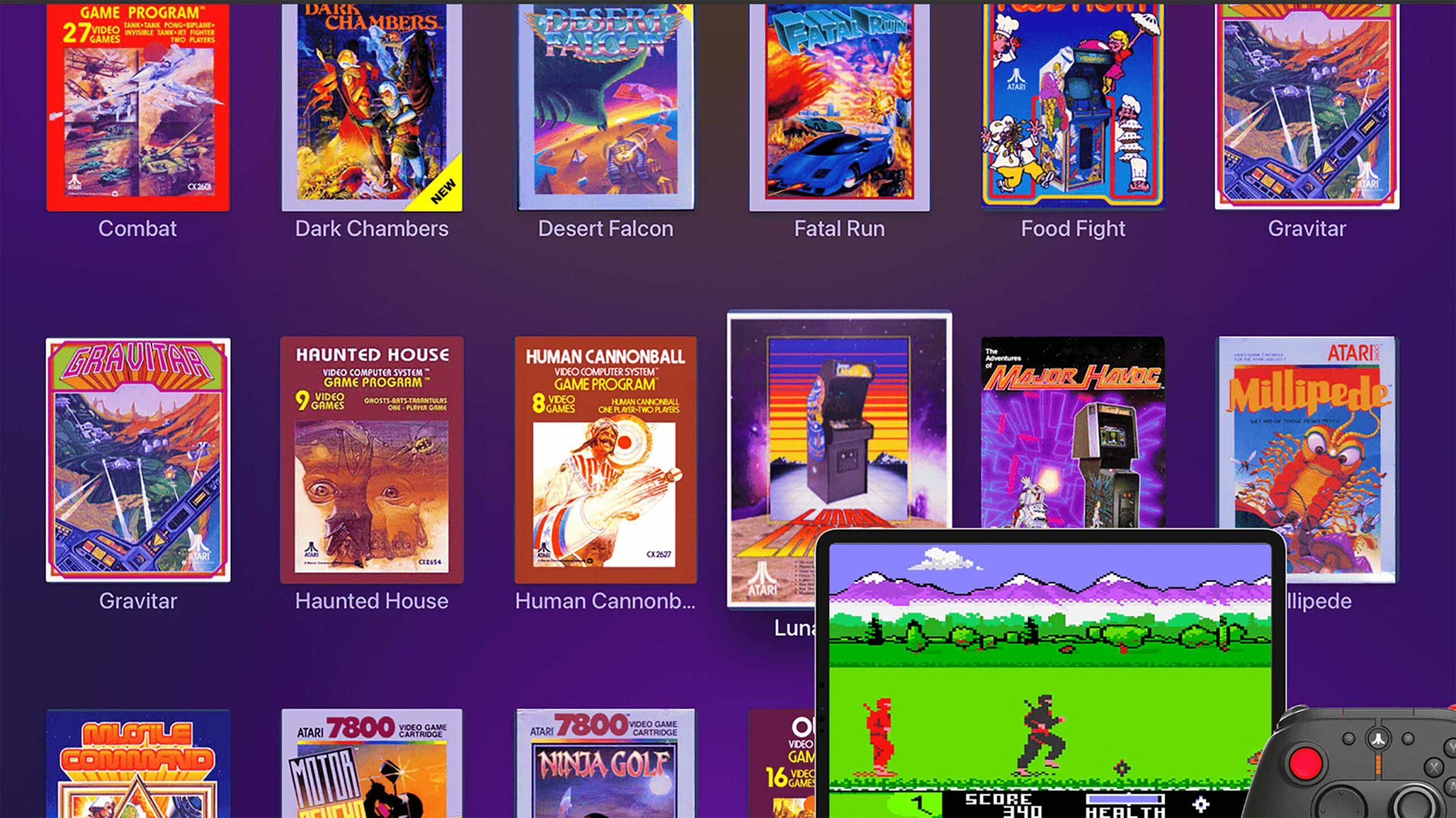 Plex Arcade Atari