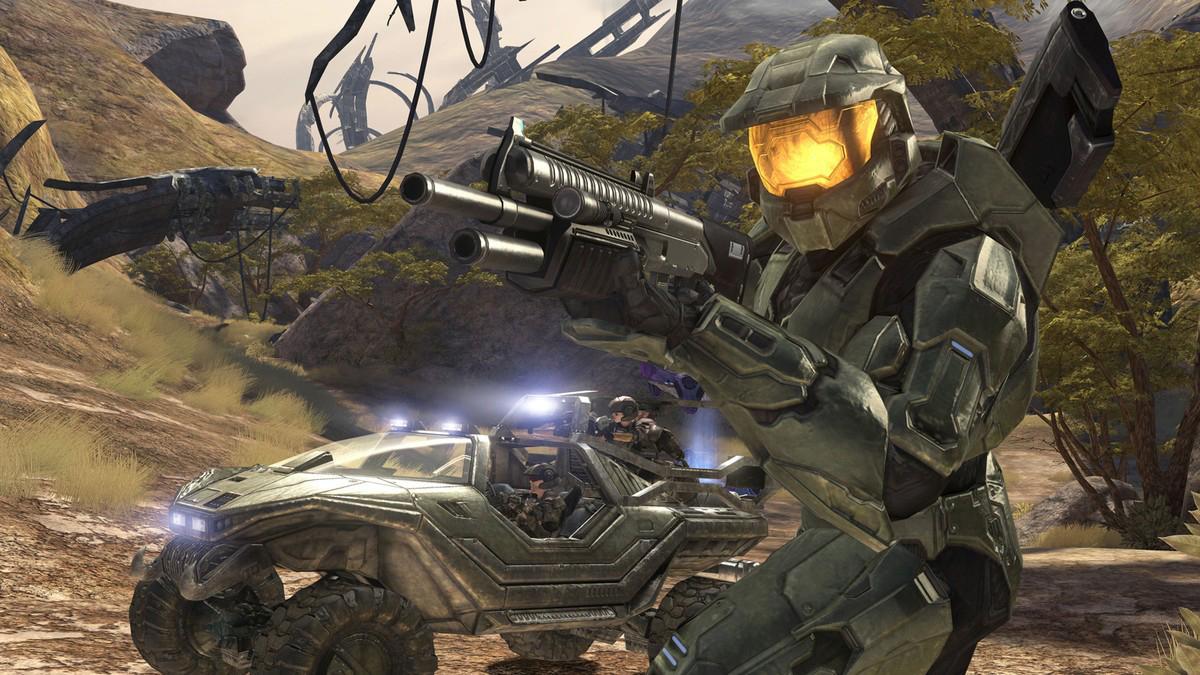 Halo 3 MCC