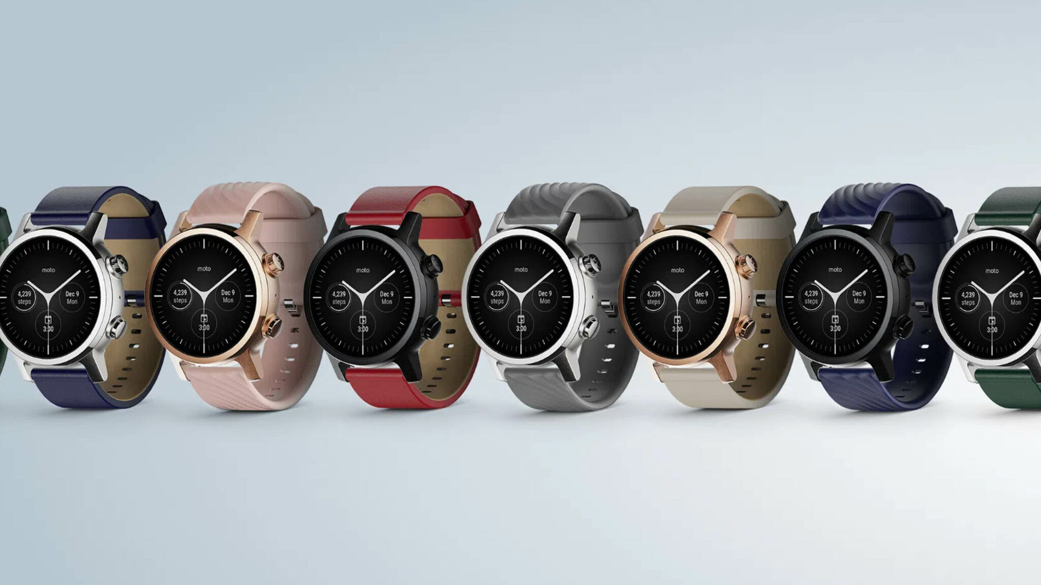 Moto G, Watch and One smartwatches could launch this summer