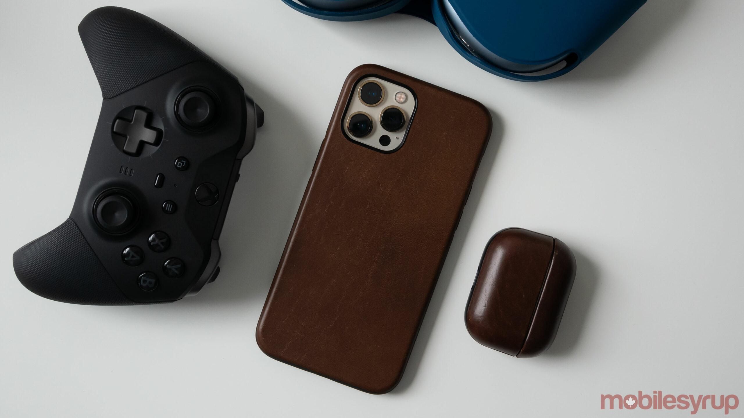 Nomad iPhone 12 Rugged Case