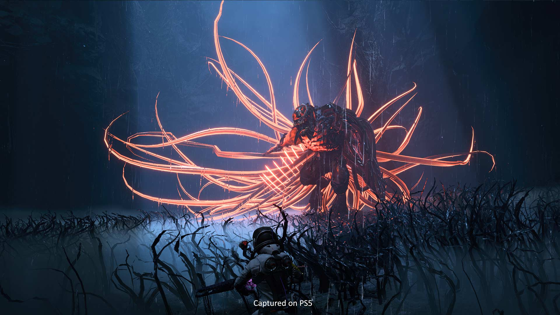 Returnal tentacle monster