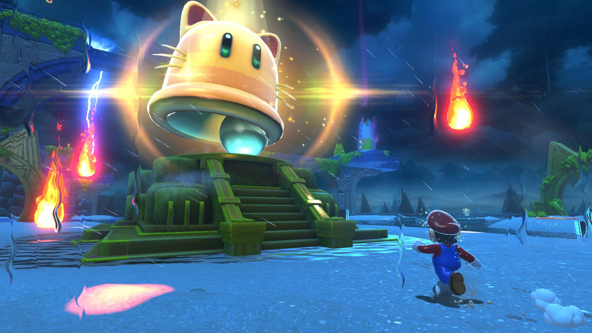 Super Mario 3D World + Bowser's Fury screenshot