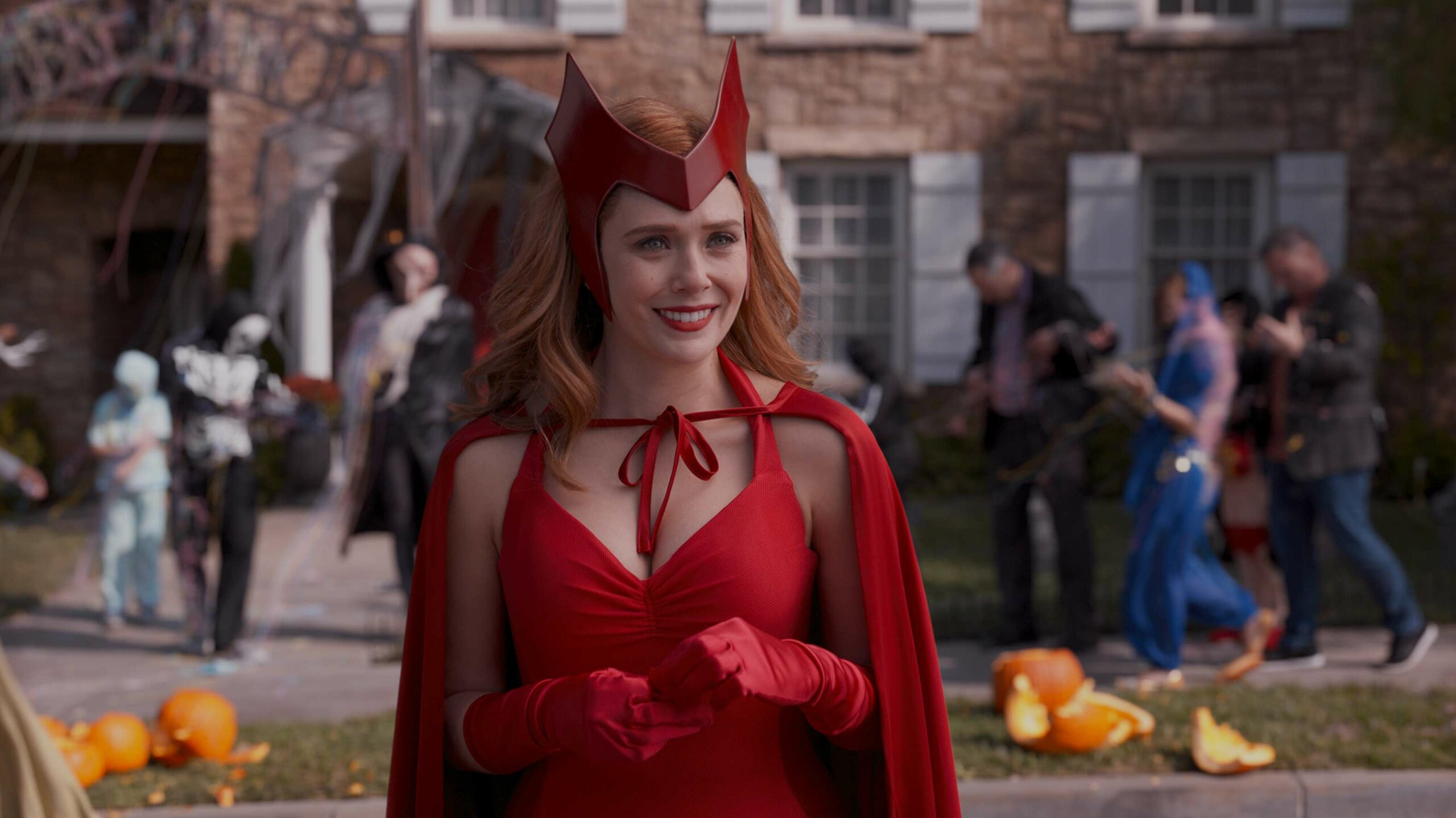 WandaVision Scarlet Witch