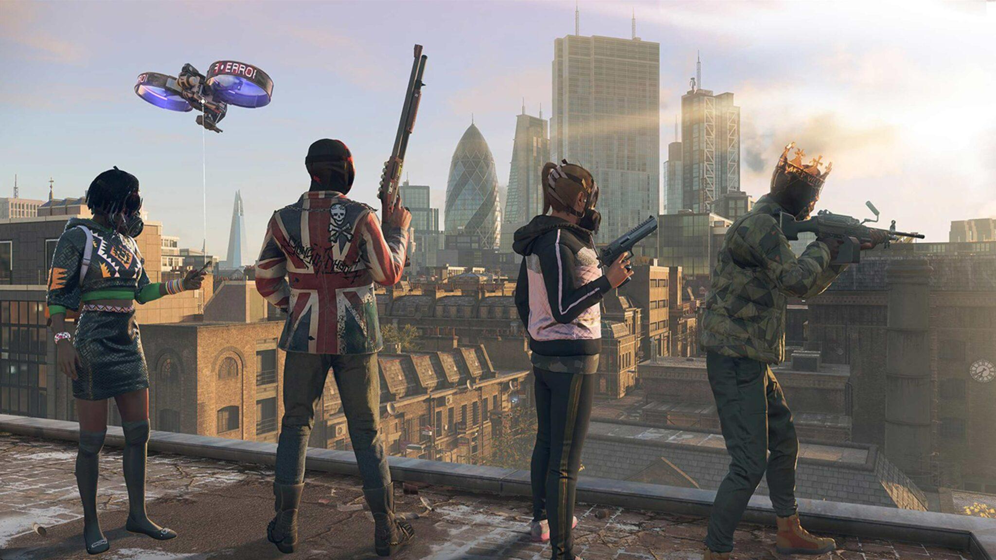 Ubisoft's 'Forward' sale offers massive discounts on the developer's titles