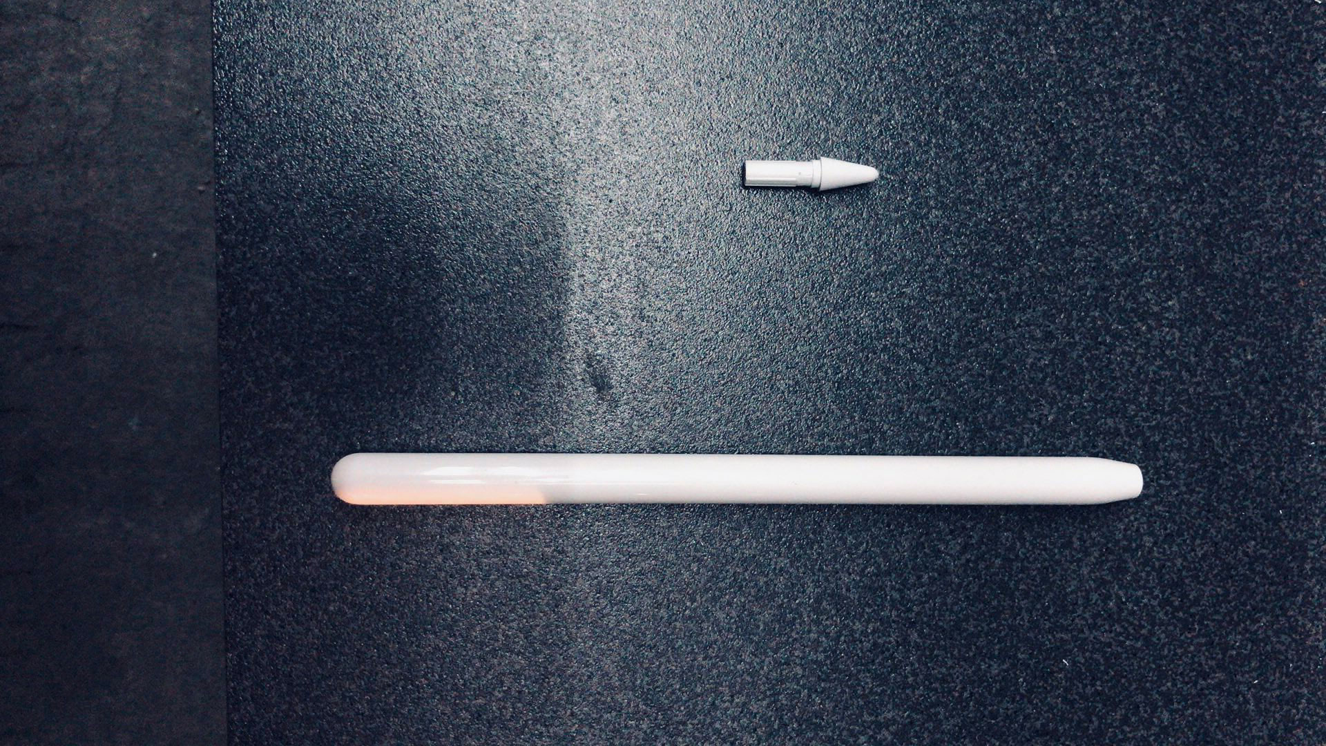 Apple Pencil leak