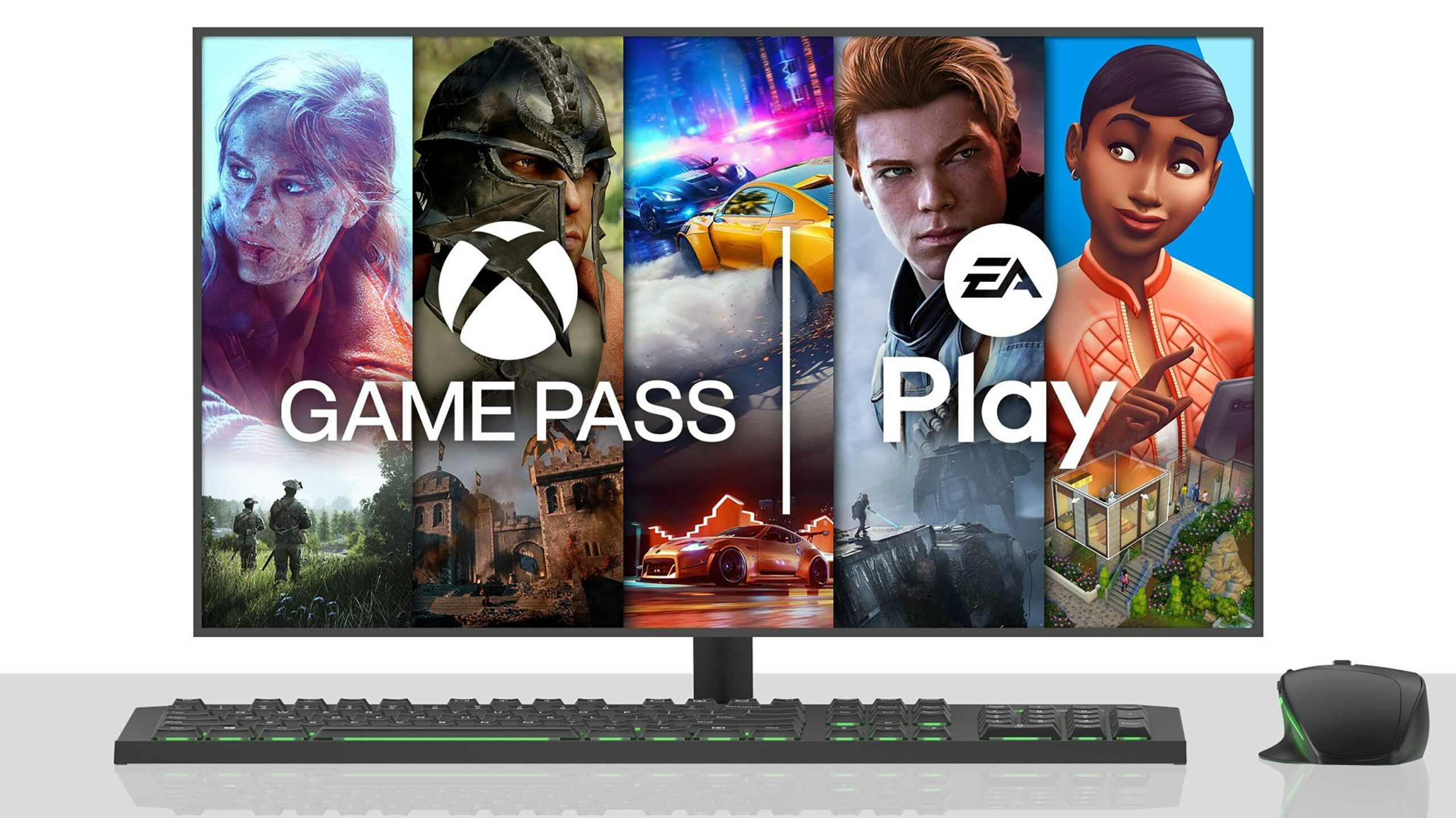 Game Pass PC EA Play