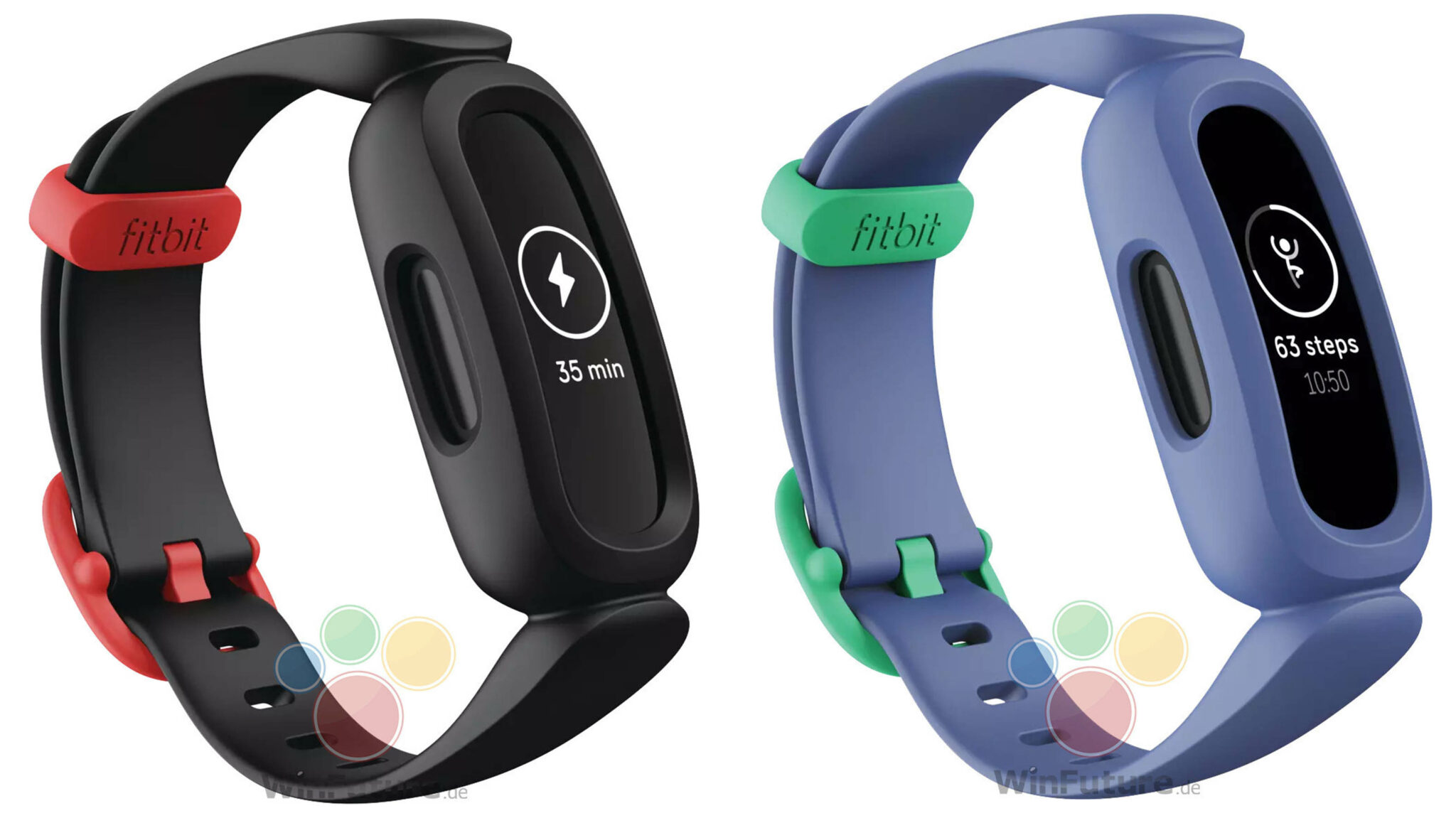 Leak reveals Fitbit Ace 3 fitness tracker for kids with refresh design