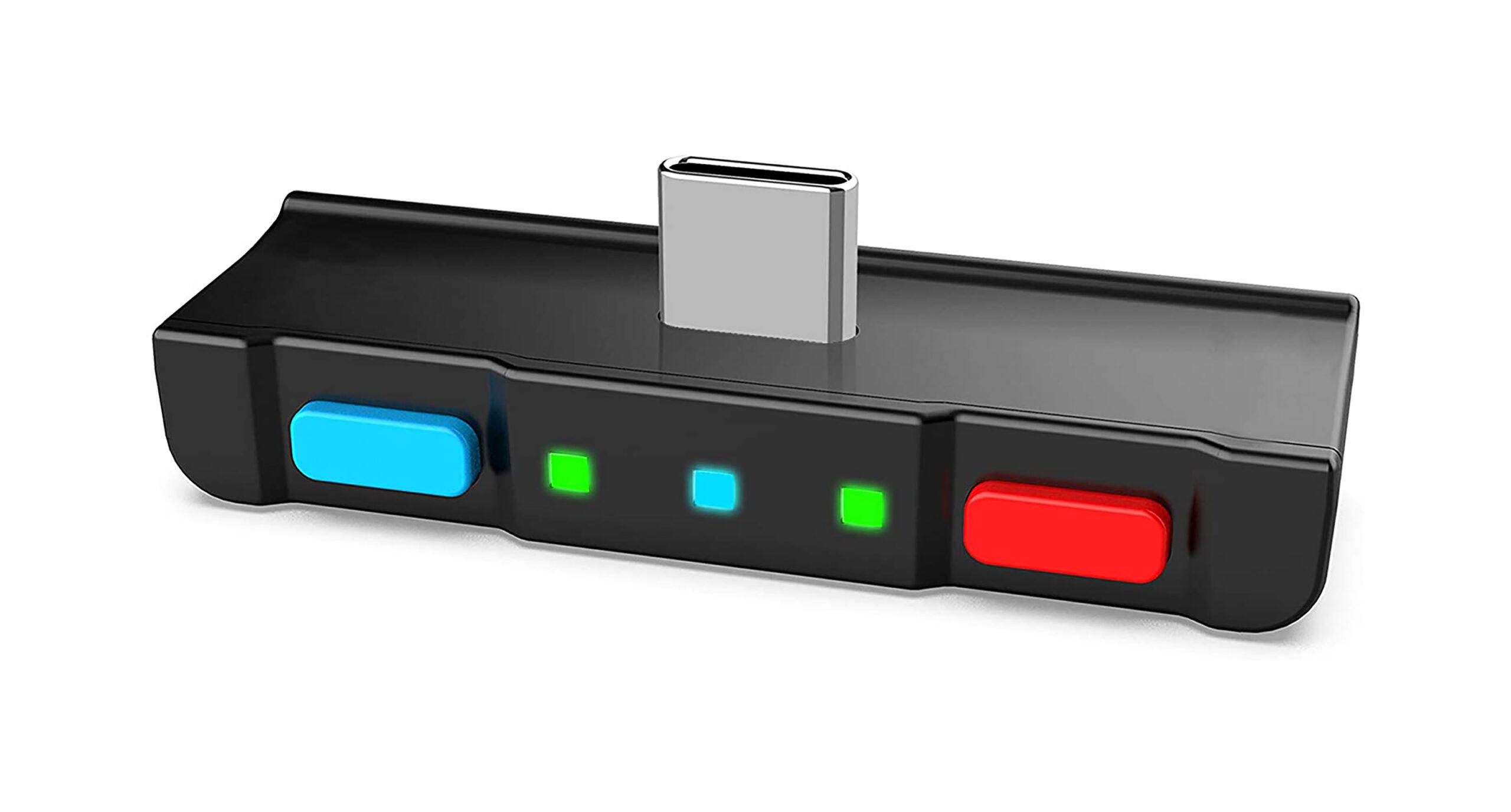 Homespot Nintendo Switch Bluetooth Adapter