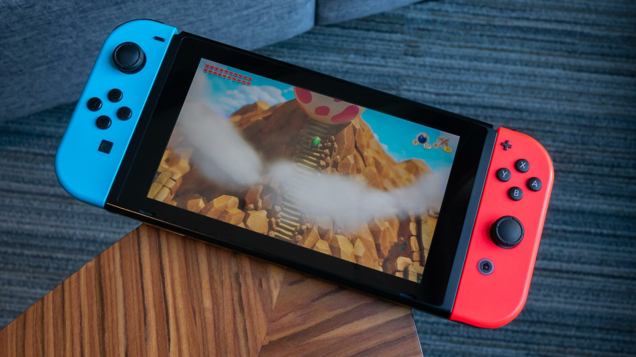 Roughly 5.7 million households bought a second Nintendo Switch last year