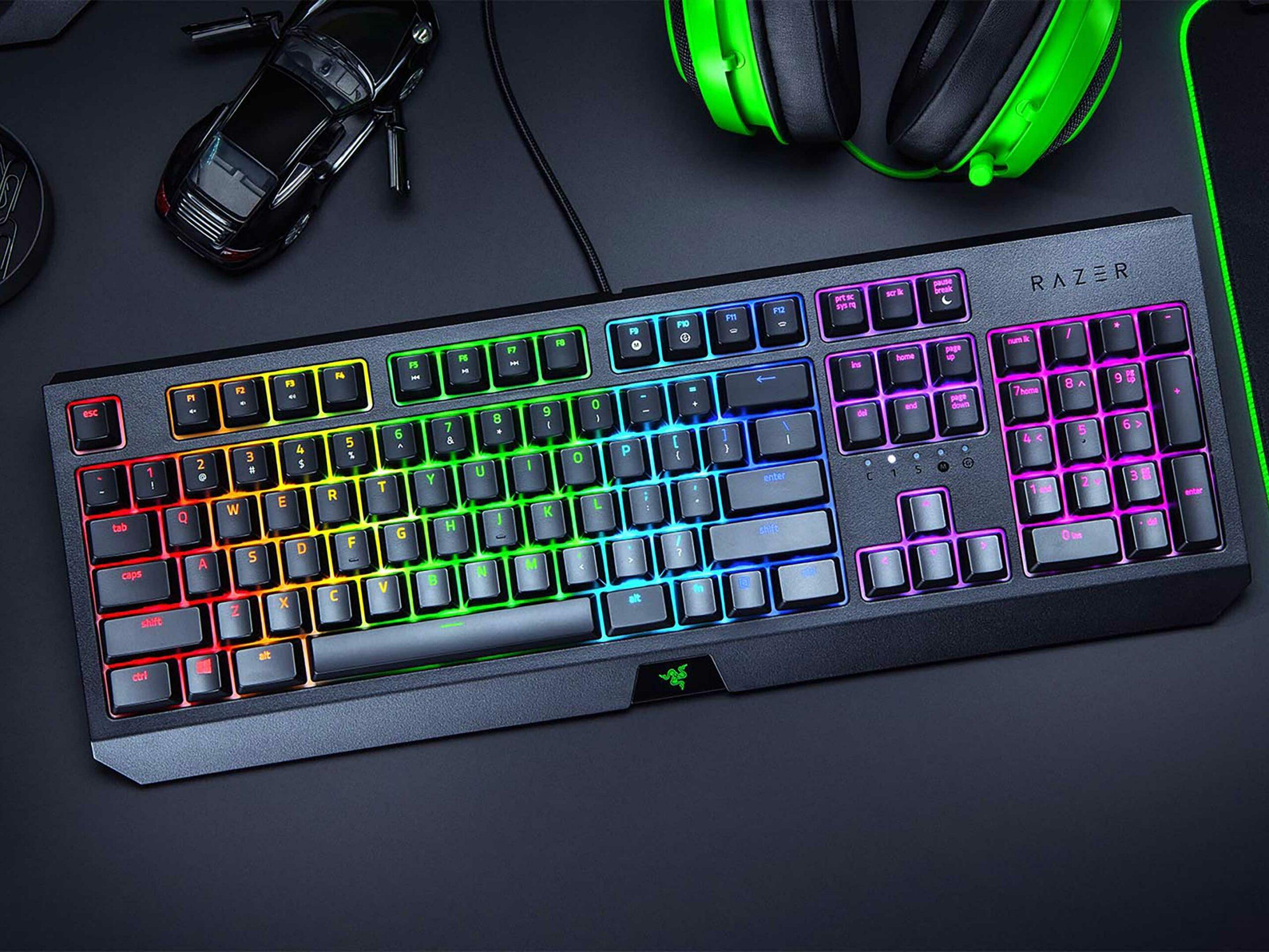 Razer Blackwidow Elite Mechanical Gaming Keybard
