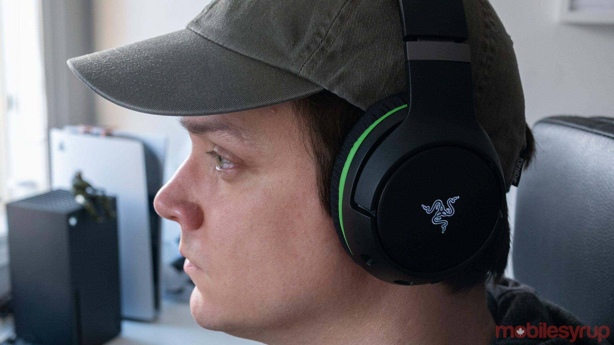 Razer Kaira Pro headset