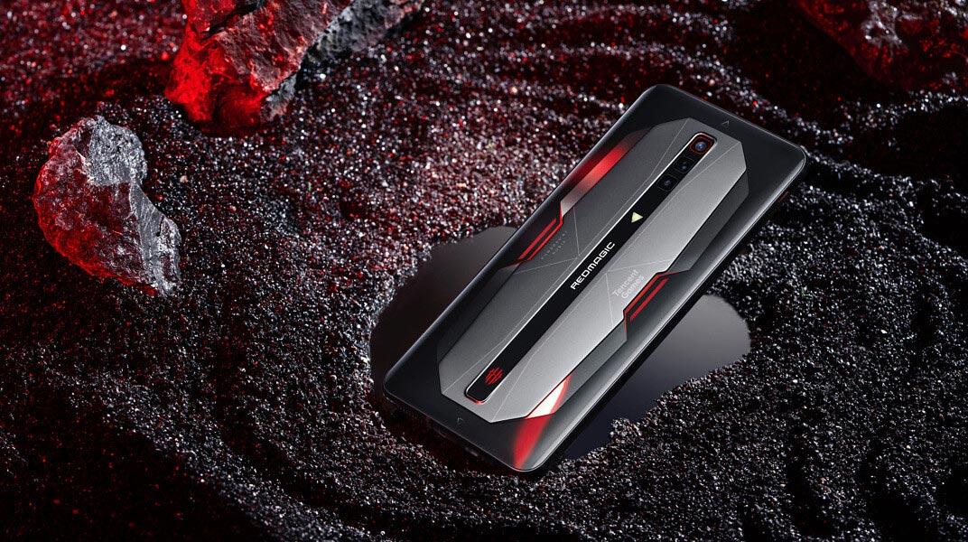 Nubia unveils Red Magic 6 series gaming phones