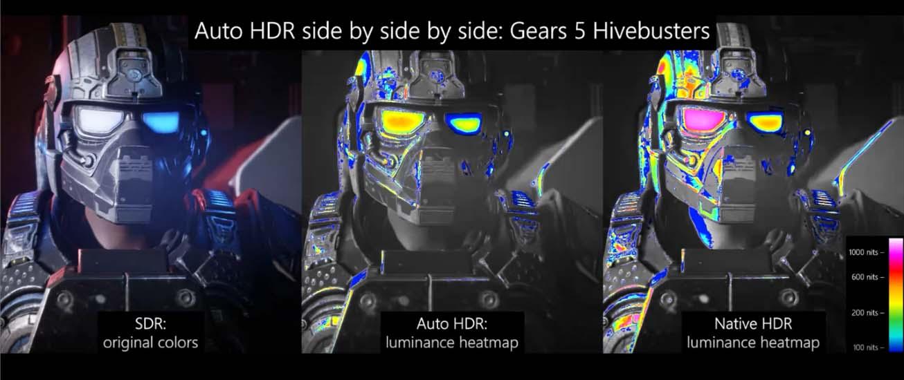 Windows 10 PC Auto HDR