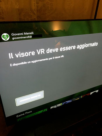 Xbox VR headset leak