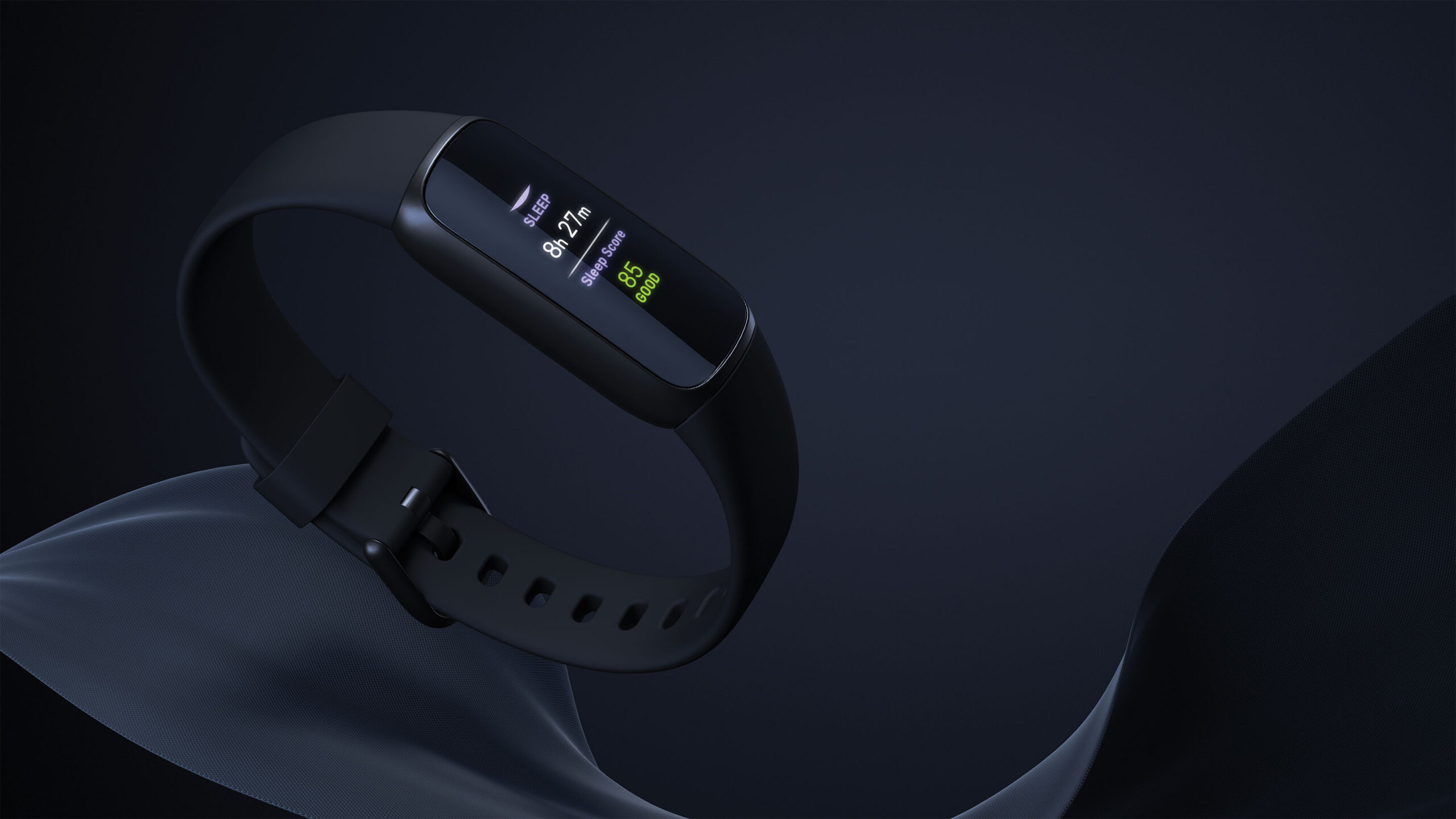 Fitbit's new 'Luxe' tracker brings style and health to your wrist