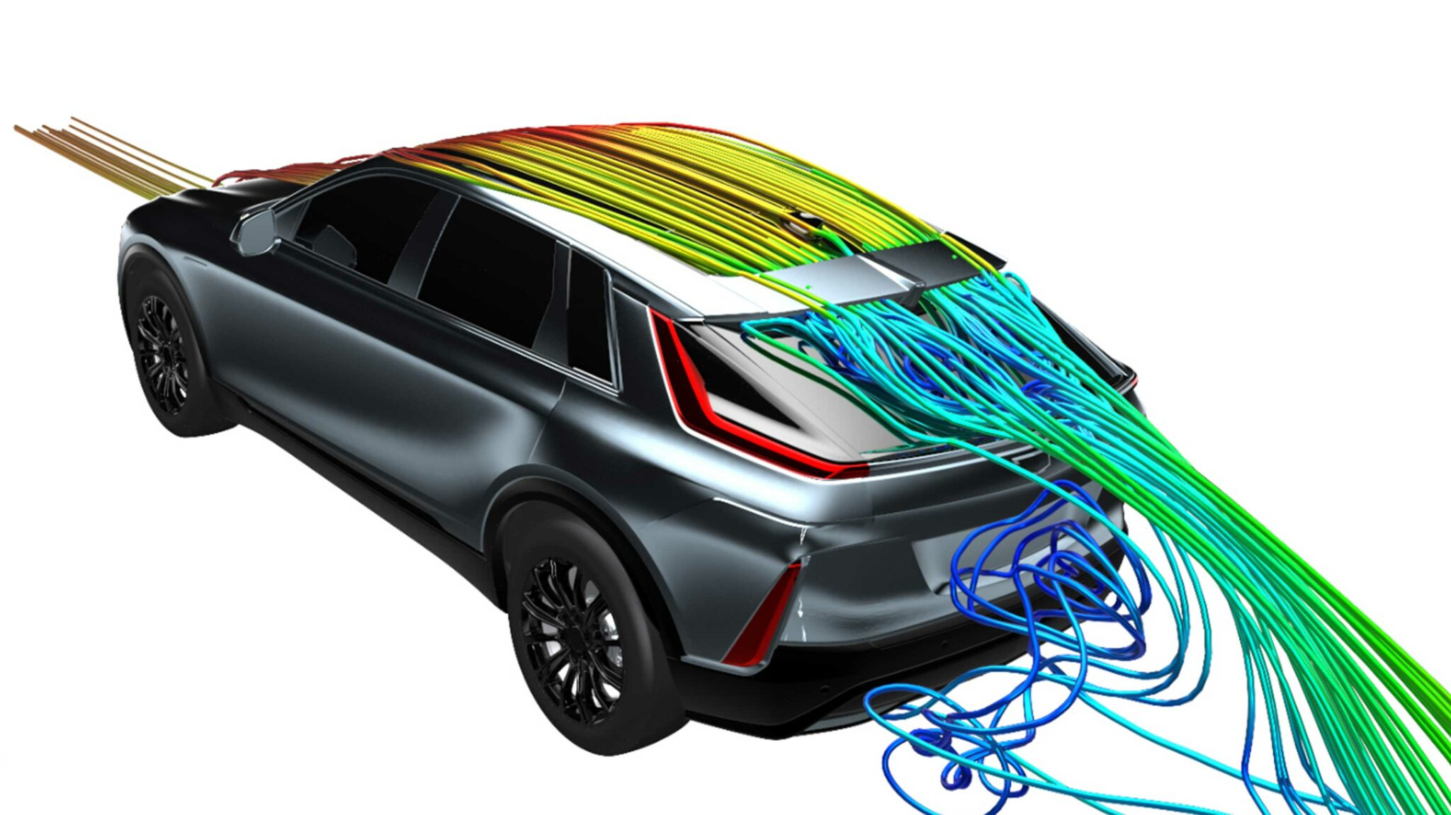 GM is able to accelerate car production using virtual testing