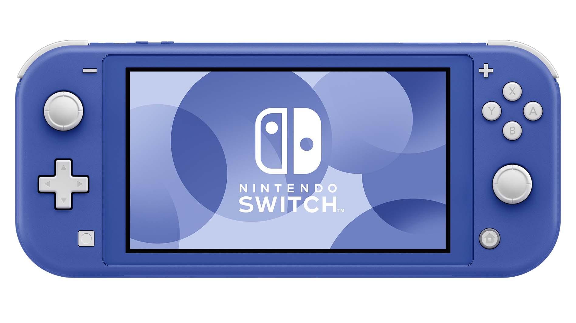 Switch Lite Blue