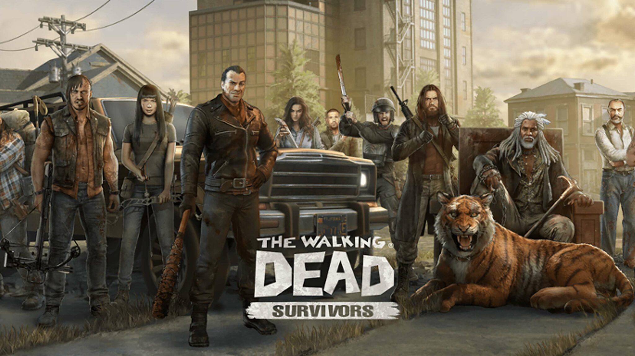 The Walking Dead: Survivors launching on mobile on April 12