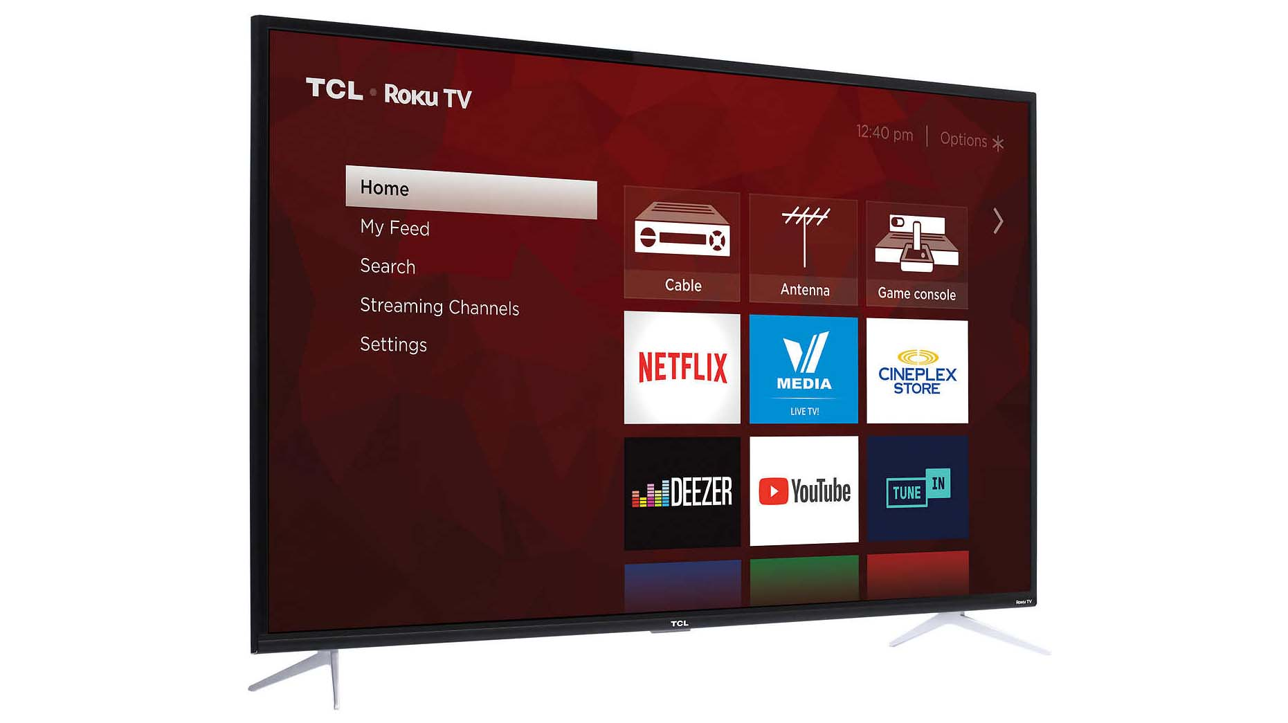 TCL 65-inch TV