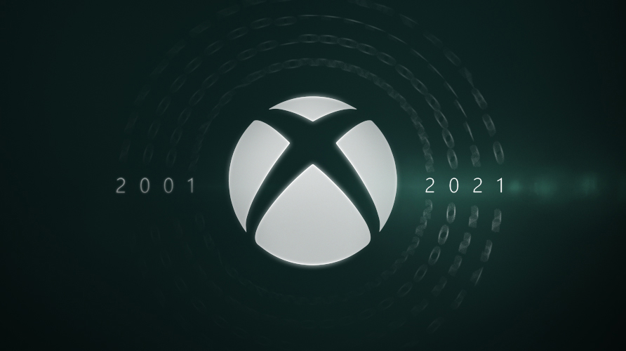 Xbox's 20th anniversary celebrations have already started
