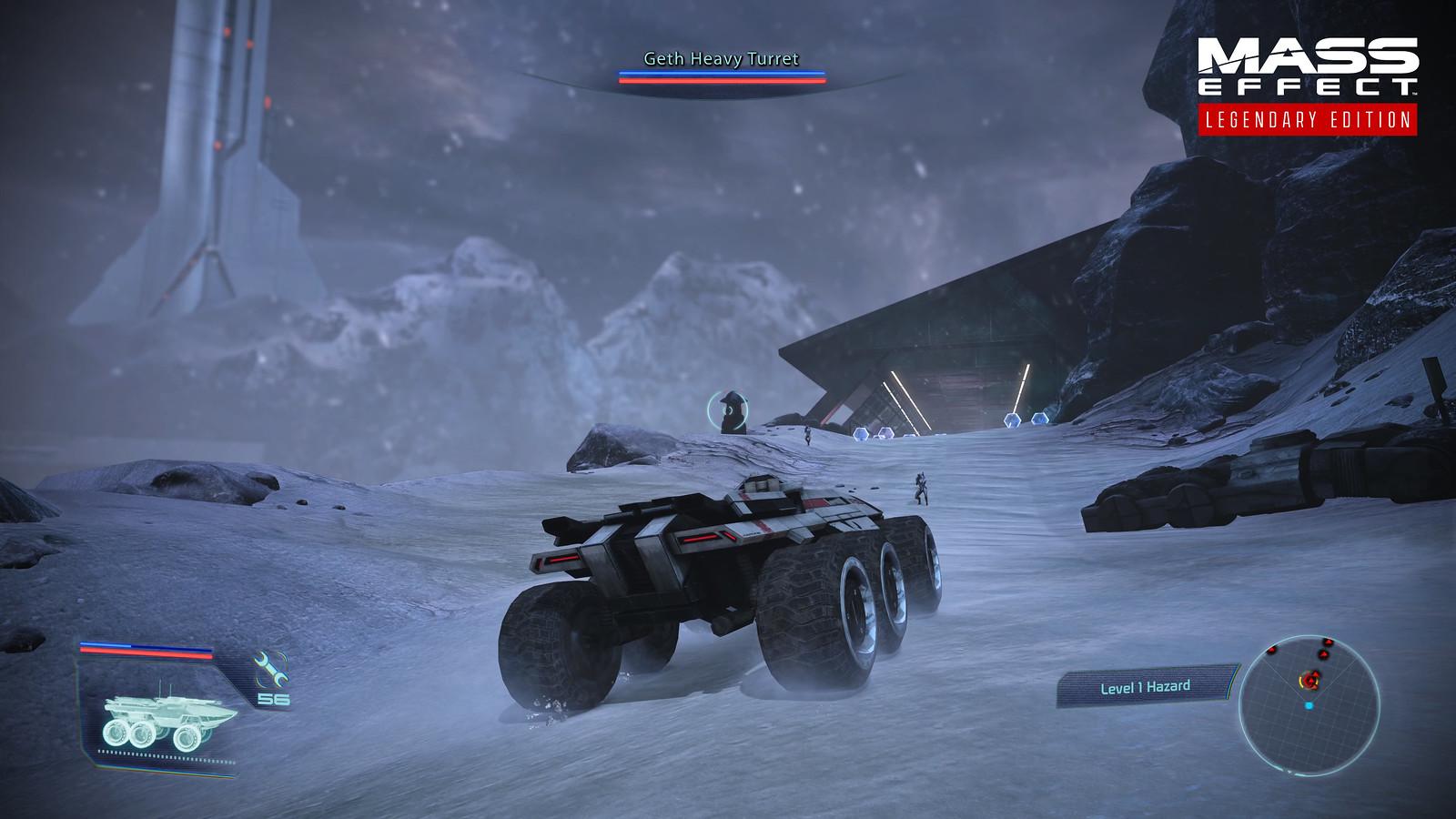 Mass Effect Legendary Edition Noveria