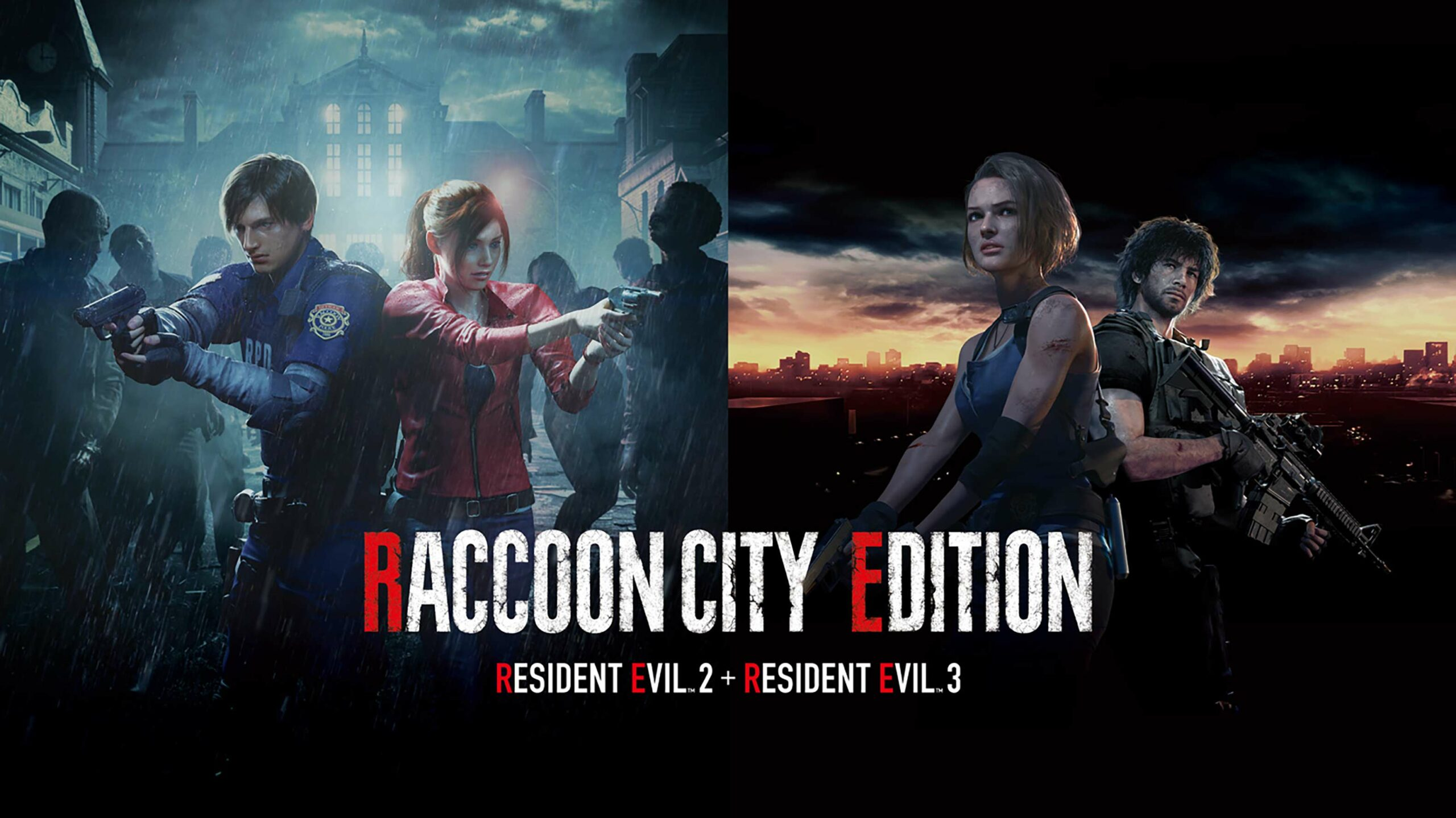 Resident Evil Raccoon City Edition