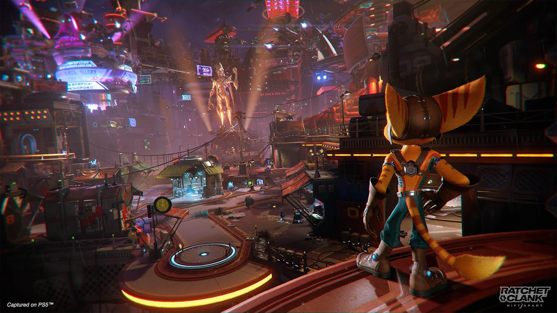 Ratchet & Clank: Rift Apart bazaar