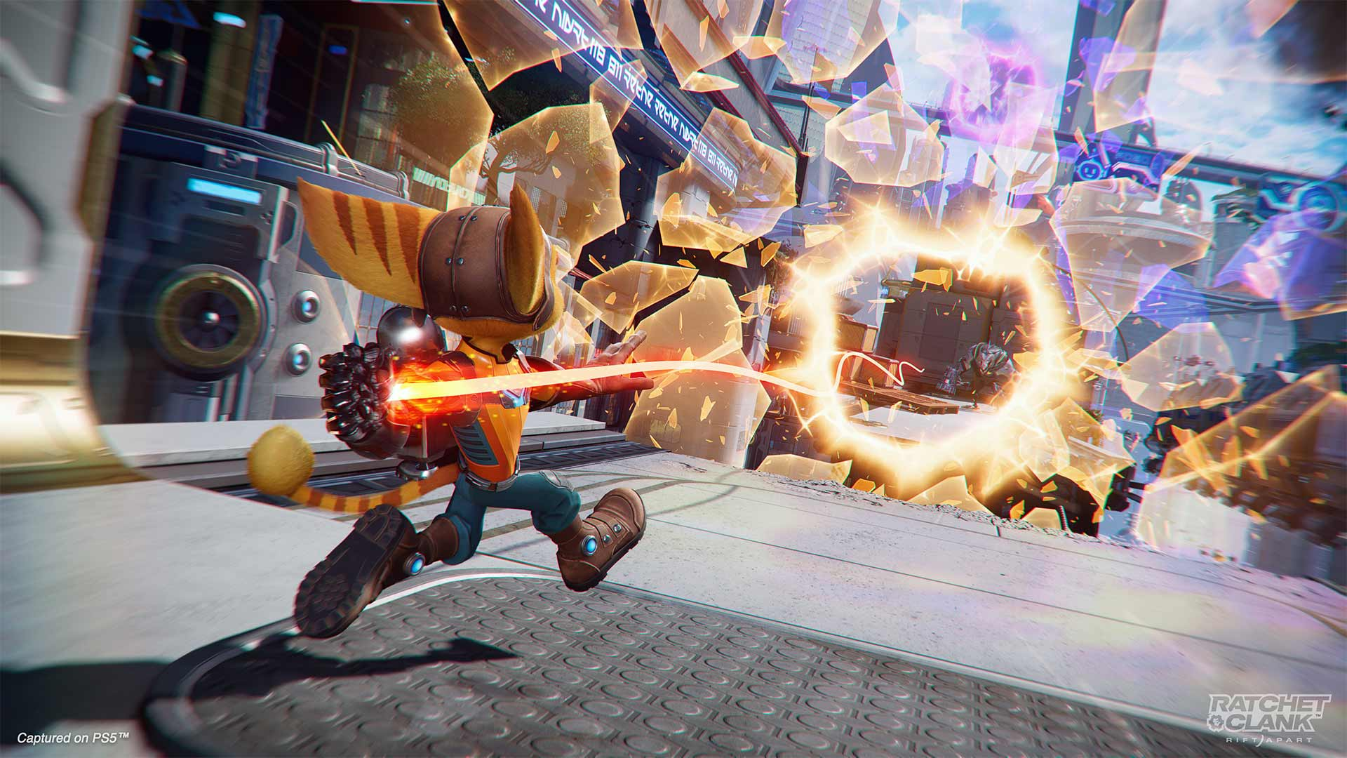 Ratchet and Clank Rift Tether