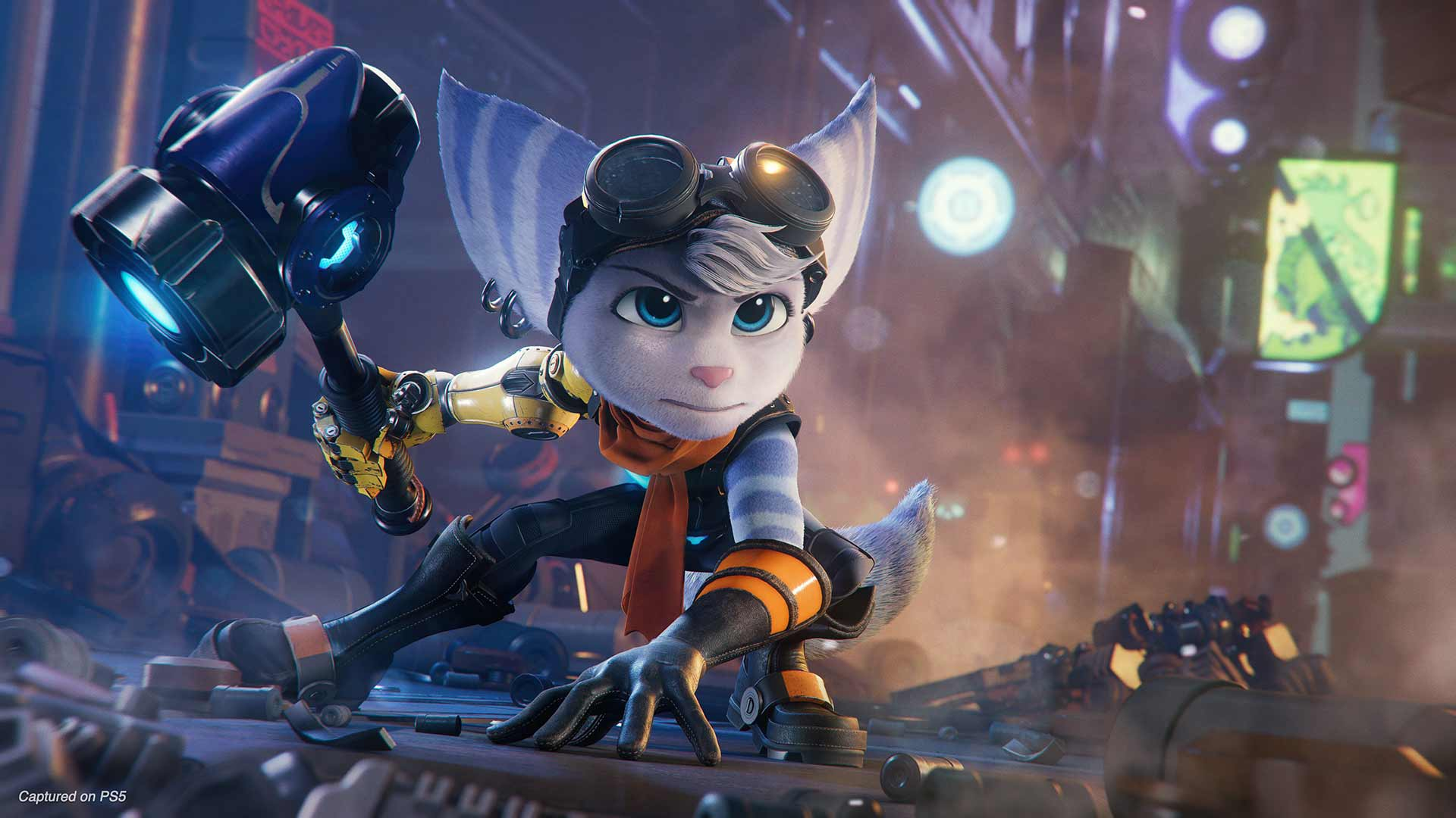 Ratchet and Clank Rivet