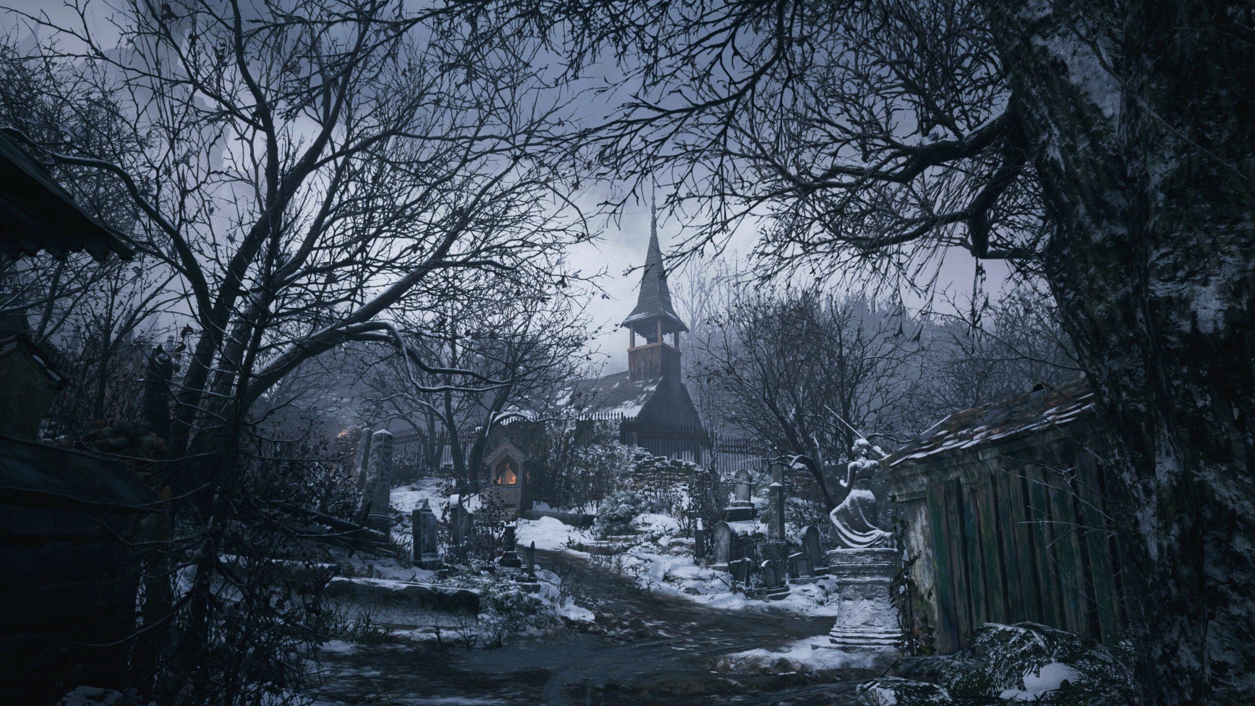 Resident Evil Village village