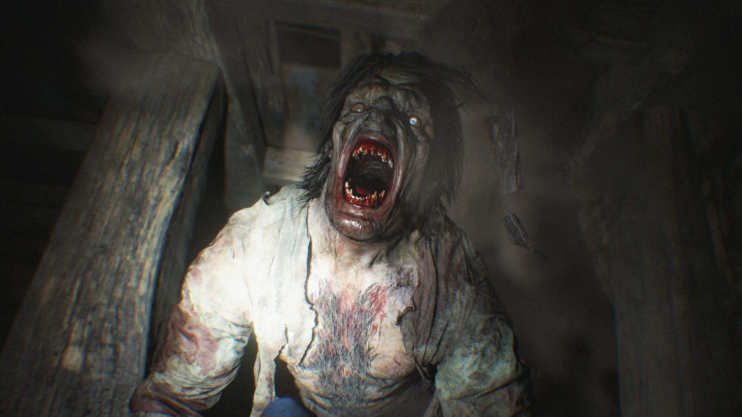 Resident Evil Village Lycan