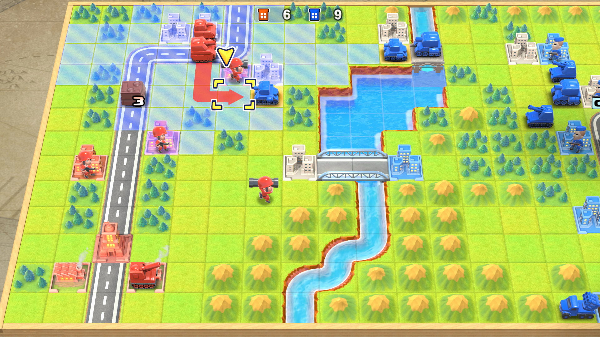 Advance Wars 1 + 2 Re-Boot Camp