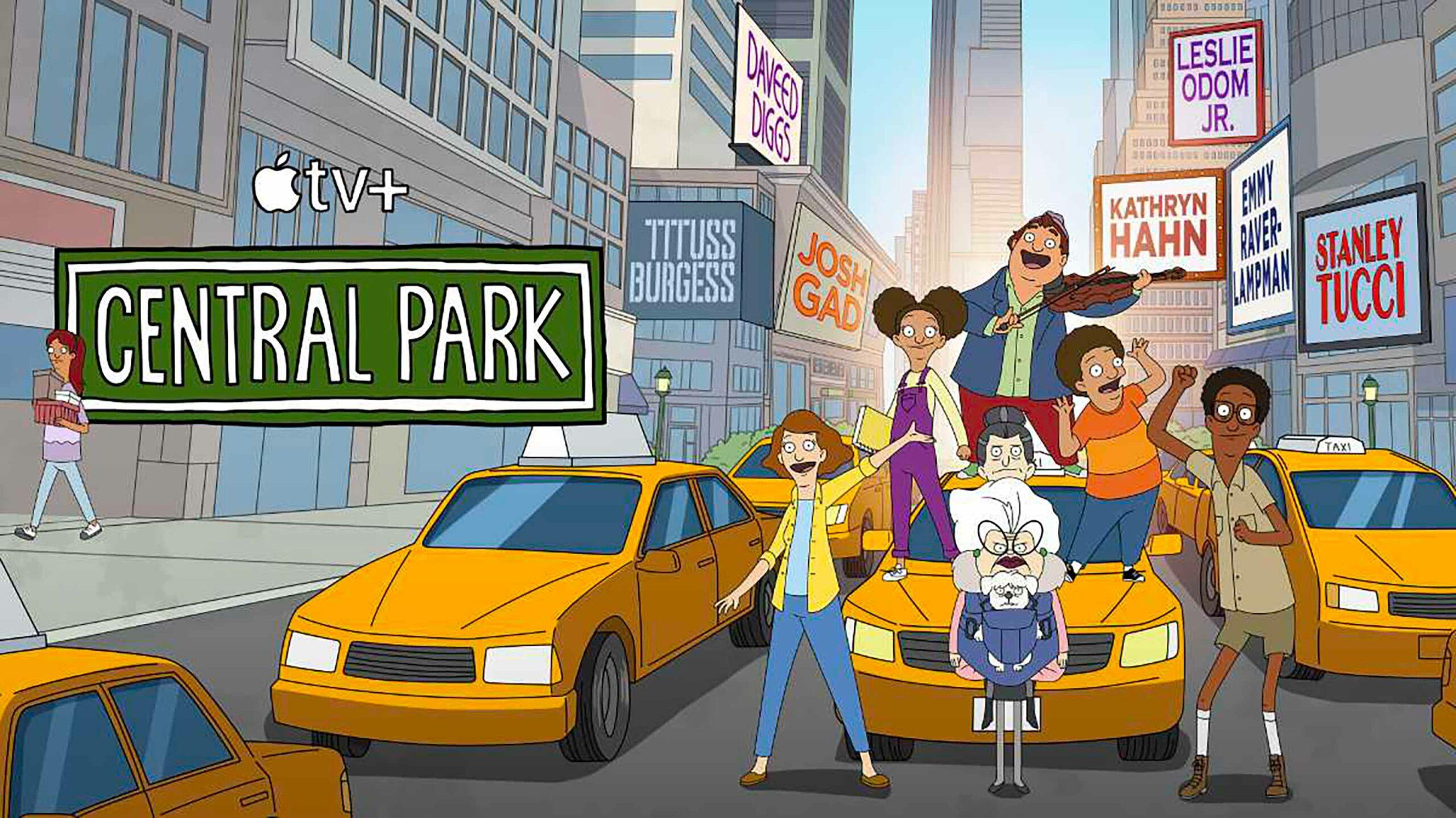 Central Park (Season 2)