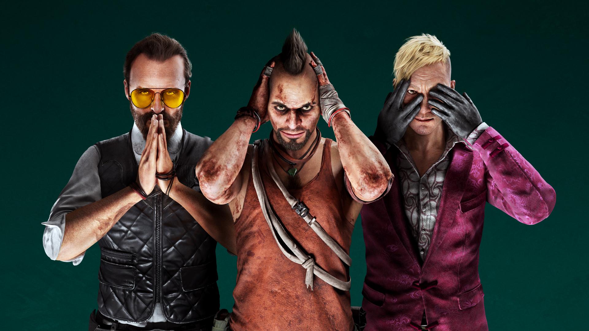 Far Cry 6 villain DLC
